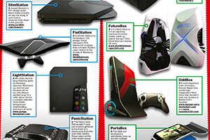 GamesTM Magazine Features Xbox One Experts Concept Artists