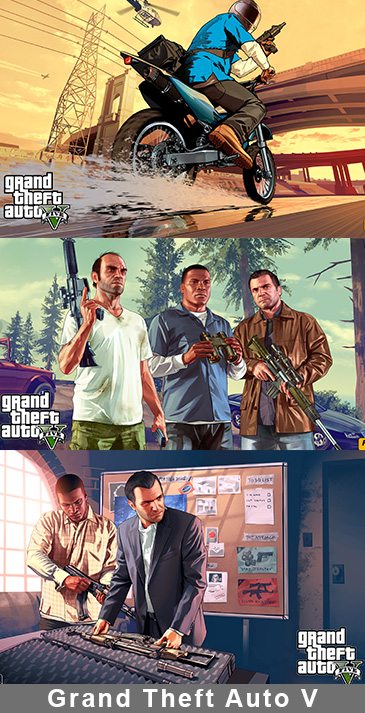 Is GTA V On Track To Be The Best Selling Game Of All Time?