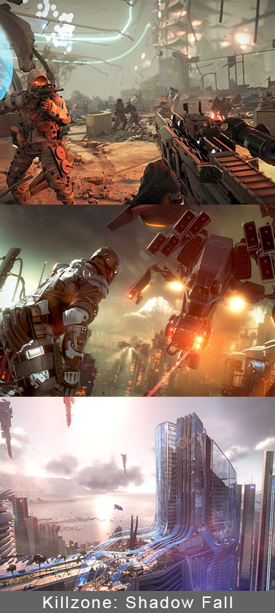 Killzone: Shadow Fall at the Sony Conference – An Exciting Preview for FPS Fans