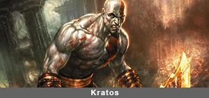 Kratos ps4