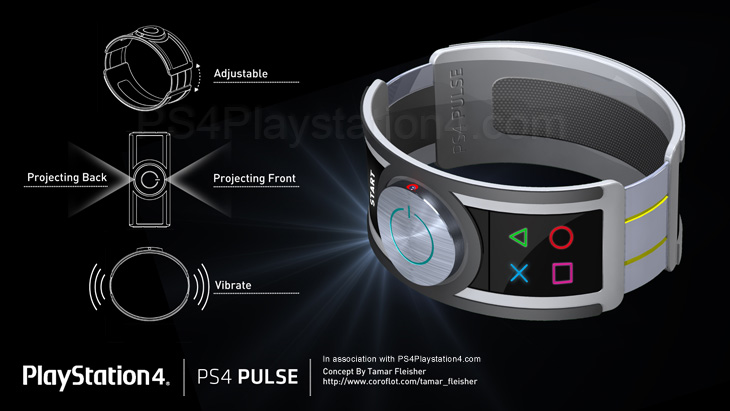 PS4 Controller Pulse