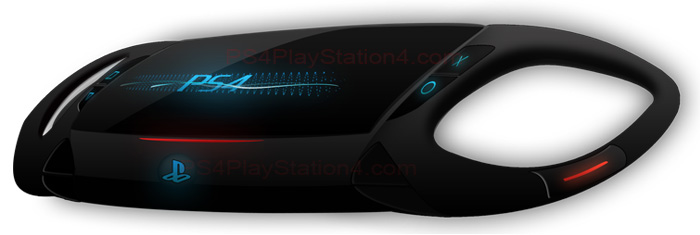 Playstation 4 Concept Controller