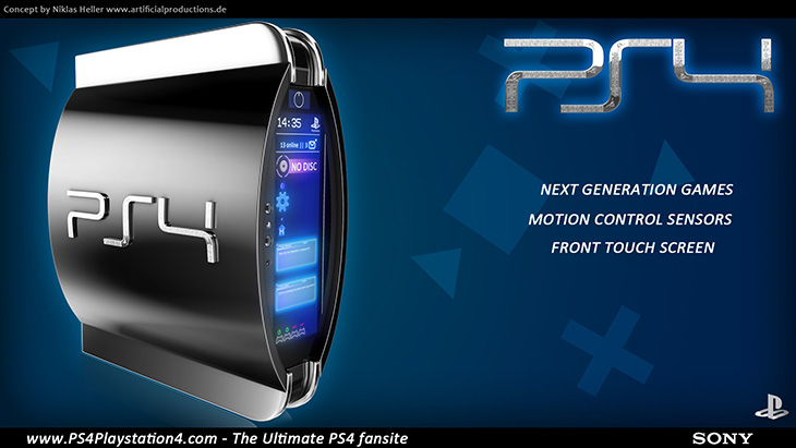 PS4 Concept Design Niklas