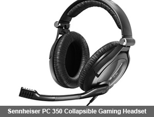 Sennheiser PC 350 Collapsible Gaming Headset