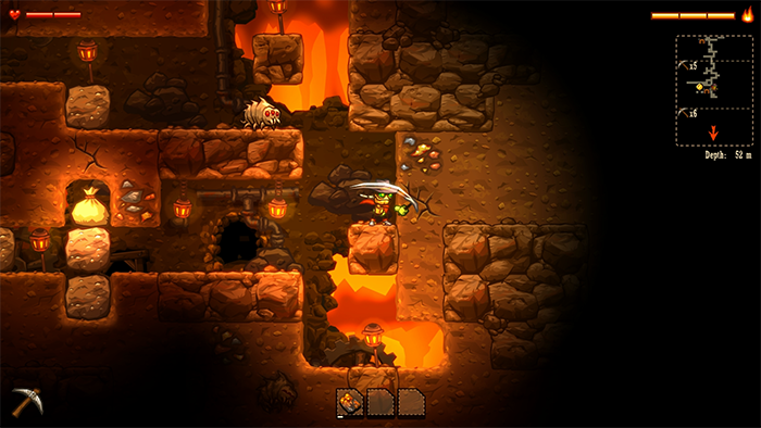 SteamWorld Dig playstation 4