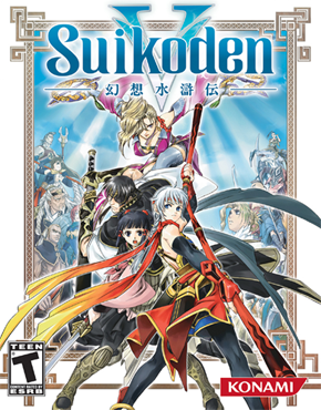 The Blockbuster RPG Suikoden For Playstation 4