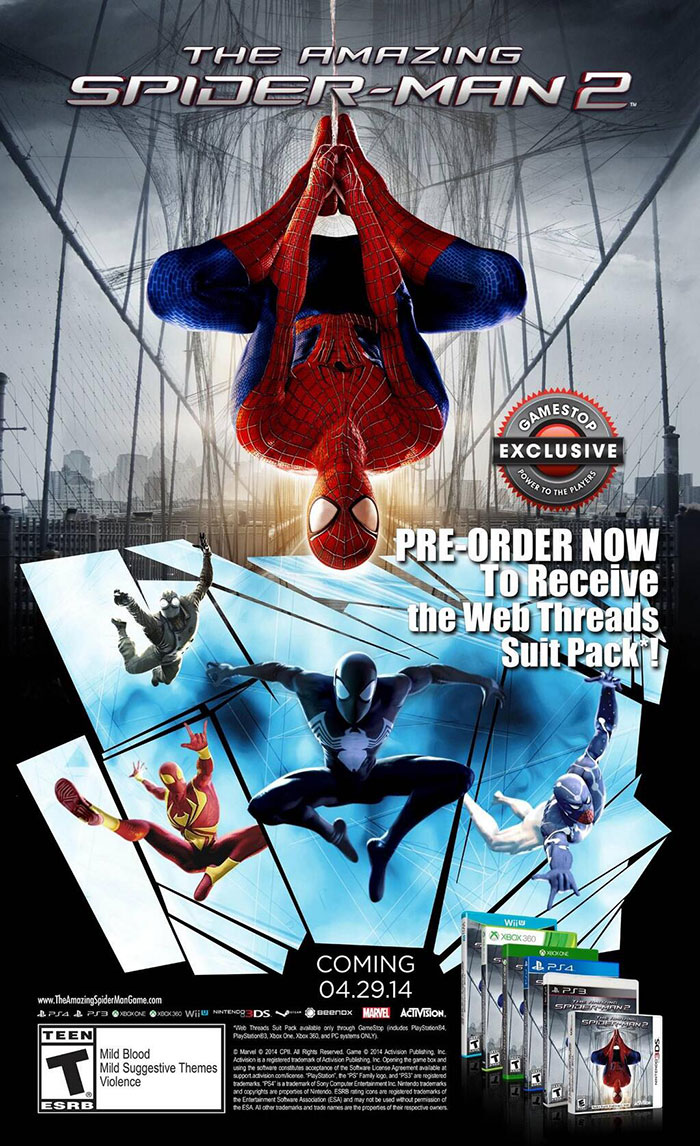 The Amazing Spider-Man 2 Day