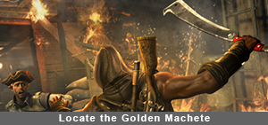 Golden Machete