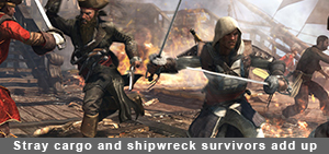 Assassin's Creed IV Cargo