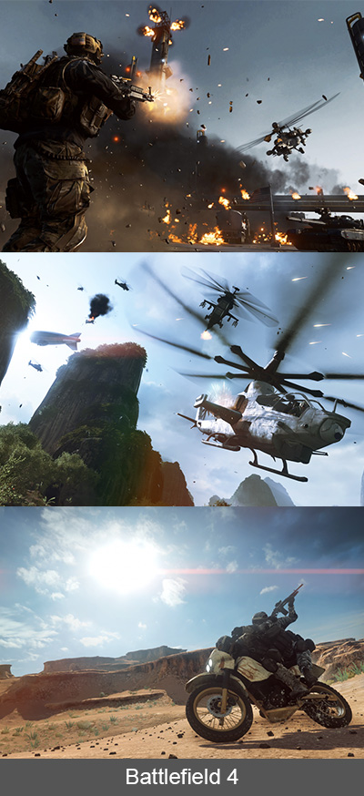 Battlefield Returns To The PlayStation 4 With Battlefield 4