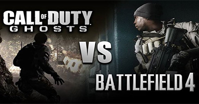 Battlefield 4 or Call of Duty Ghosts
