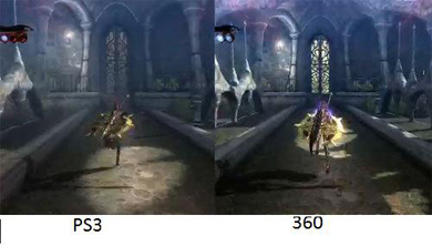 bayonetta ps3 graphics