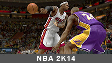 The Best Sports Games on PS4 NBA 2K14