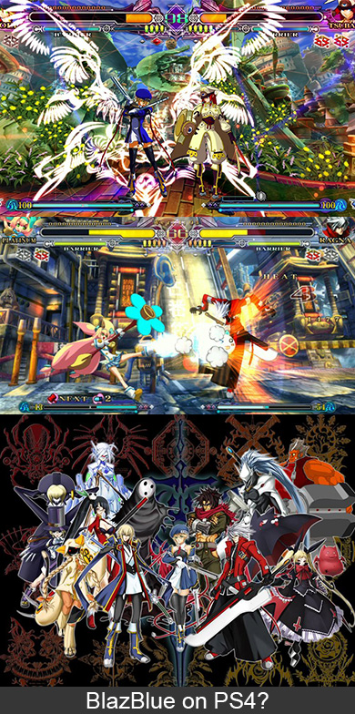 New Fighting Games For Ps4 : Arc system works planning on new playstation fighting game