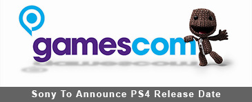 Sony To Announce PS4 Release Date on August 20th!