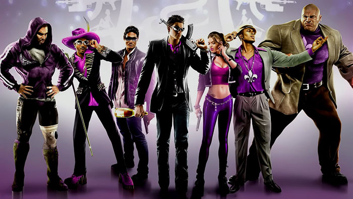 Call of Duty & Saints Row