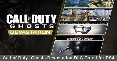 Call of Duty: Ghosts DLC