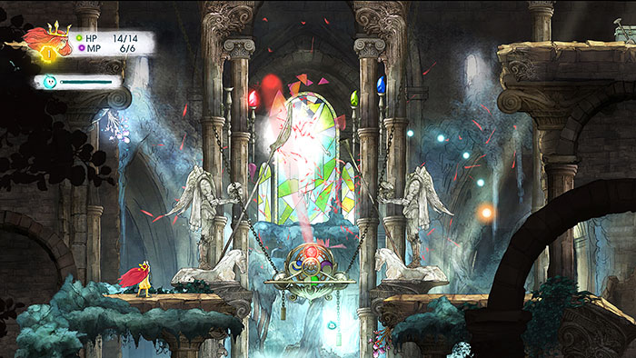 Child Of Light Review