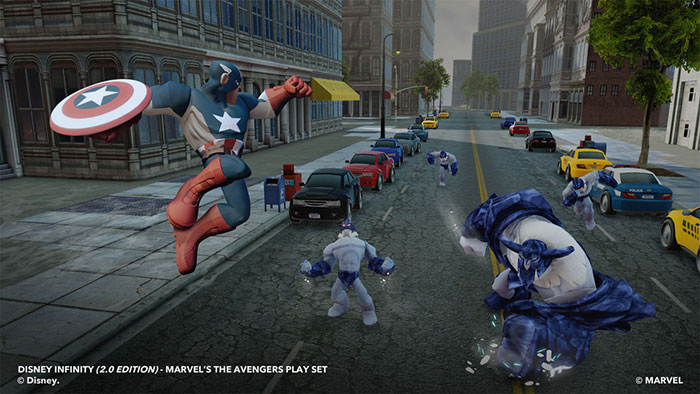 Disney Infinity 2.0: Marvel Super Heroes PS4