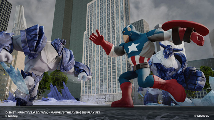 Disney Infinity 2.0: Marvel Super Heroes Game