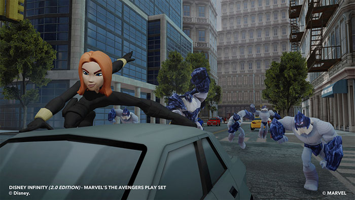 Disney Infinity 2.0: Marvel Super Heroes Preview