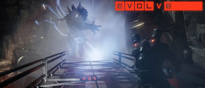 Evolve on the PS4