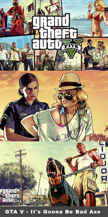 GTA V - The World Is Alive
