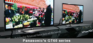 Panasonic's GT60 series