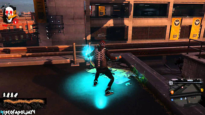 Infamous: Second Son Paper Trail