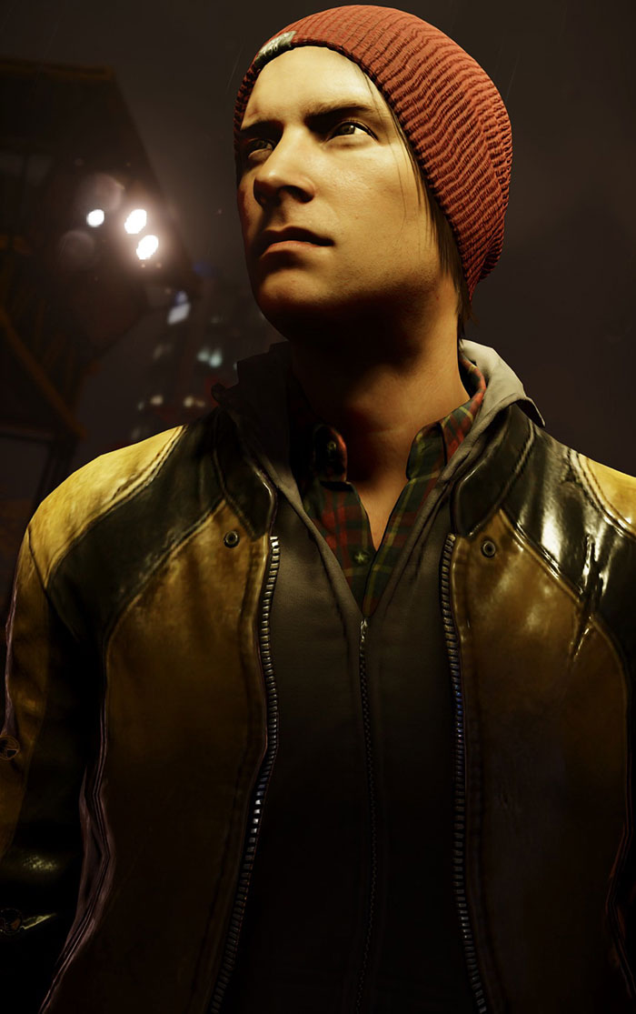 Infamous Second Son Photo Mode Kanuuna