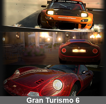 Let the Waiting for Gran Turismo 6 Begin... On The PlayStation 4