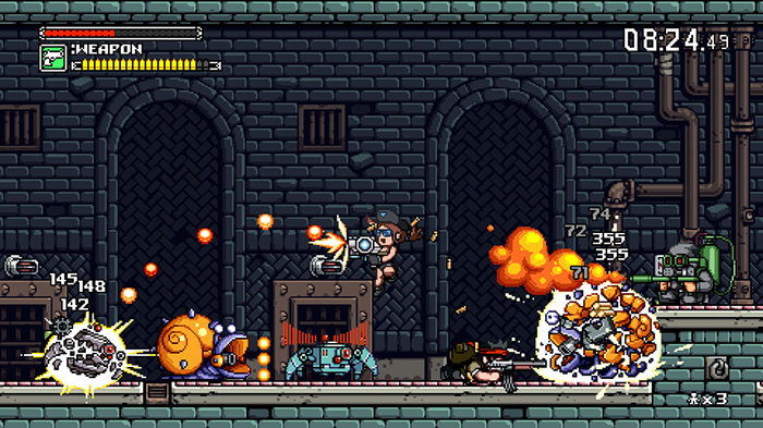 Mercenary Kings Sony PS4