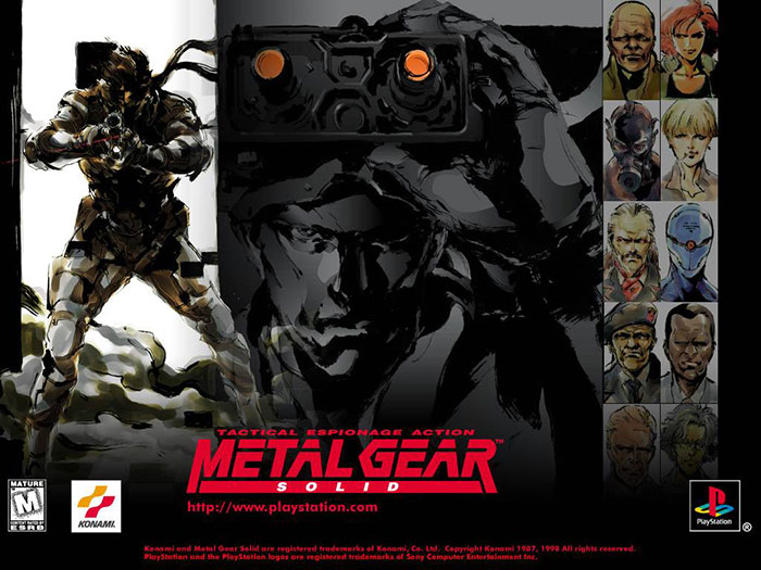 Guide to Metal Gear