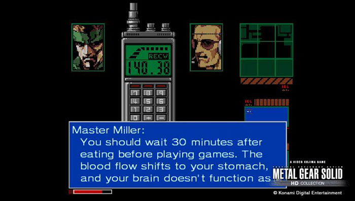 Guide to Metal Gear 2: Solid Snake