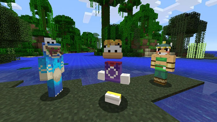 While Cross-Buy support isn't enabled for PS3 to PS4, Mojang has revealed  that PS3 owners of Minecraft will be able to pick up the PS4 version for  only $5!
