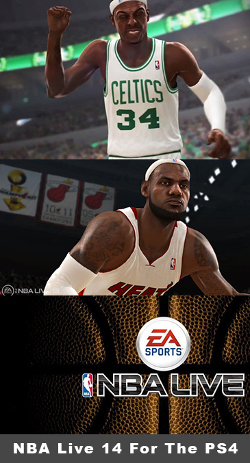 NBA Live 14 – A New Gen, A New Start