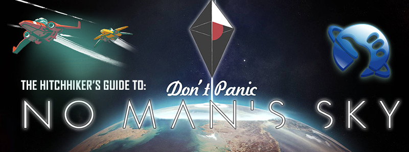 Hitchhiker's Guide to No Man's Sky