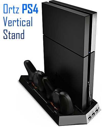 Ortz PS4 Vertical Stand