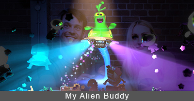 The Playroom Alien Buddy