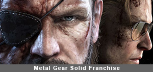 Metal Gear Solid Franchise