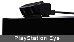 The PlayStation Eye -- PS4 Camera