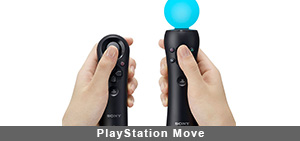 PS4 PlayStation Move
