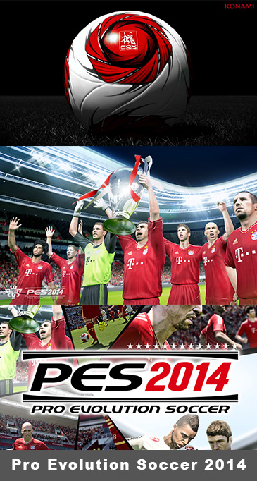 PES 2014 -- Pro Evolution Soccer 2014 – Going Deeper than EA?