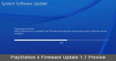 ps4 firmware 1.7