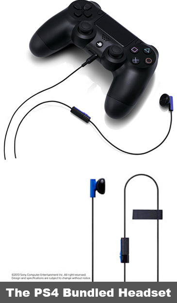 Can You Hear Me Now? - The PS4 Bundled Headset