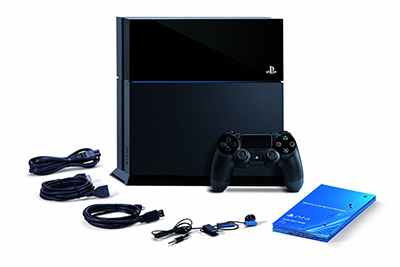 PS4 Home