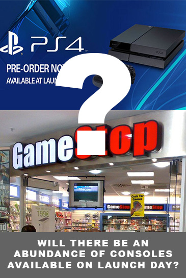 Will There Be An Abundance Of Consoles Available On Launch Day Or Do You Have To Preorder Before The Big Day?
