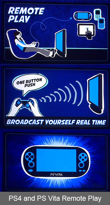 Remote Play and a Whole New World: PS4 and PS Vita Integration