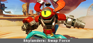 Skylanders: Swap Force