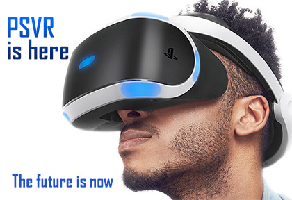 PlayStation VR First Impressions